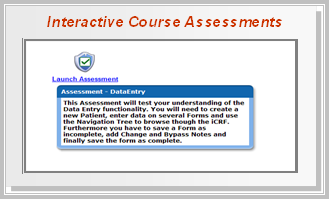 Electronic Data Capture Course Assessment